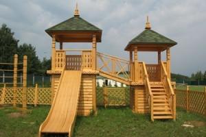 Дарим радость детям – организуем детский городок на даче