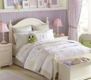кроватка для девочки