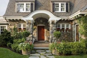 Крыльцо частного дома: варианты устройства и дизайн