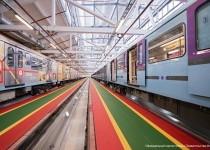 В 2018-2022 годах будет построено 4 новых электродепо для Московского метрополитена