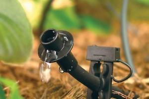 Система капельного полива для теплиц