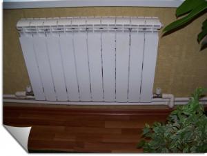 отопительный радиатор