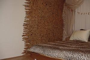 Пробковые покрытия стен. Виды, преимущества и монтаж
