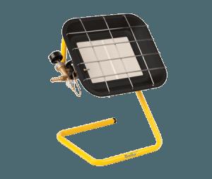 Газовые инфракрасные обогреватели для дачи