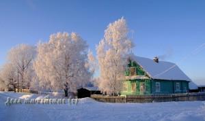сельский туризм в зимнее время